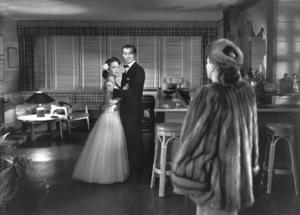 """Mildred Pierce""Ann Blyth, Zachary Scott, Joan Crawford1945 Warner Brothers**I.V. - Image 3593_0023"