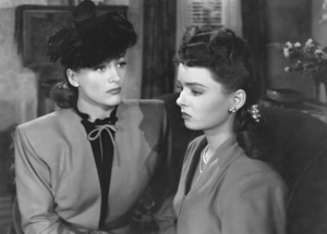 """""""Mildred Pierce""""Ann Blyth, Joan Crawford1945 Warner Brothers**I.V. - Image 3593_0024"""
