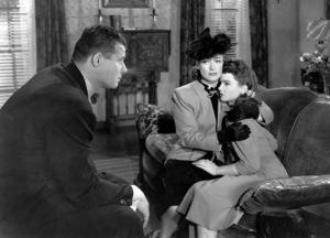"""""""Mildred Pierce""""Joan Crawford, Ann Blyth1945 Warner Brothers**I.V. - Image 3593_0025"""