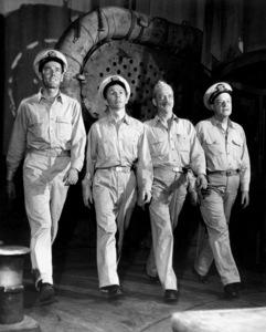 "Henry FondaFilm Set""Mister Roberts"" (1948)Copyright John Swope Trust / MPTV - Image 3595_0102"