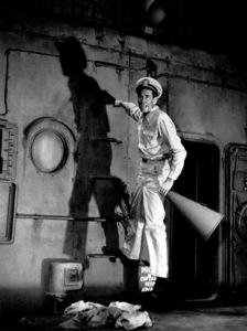 "Henry FondaFilm Set""Mister Roberts,"" 1948Copyright John Swope Trust / MPTV - Image 3595_0107"