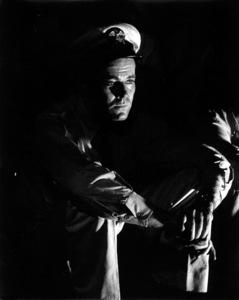"Henry FondaFilm Set""Mister Roberts"" 1948Copyright John Swope Trust / MPTV - Image 3595_0112"