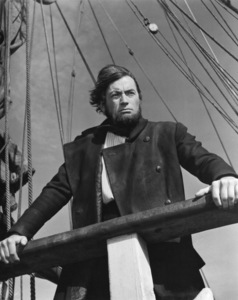 """""""Moby Dick""""Gregory Peck1956 Warner Brothers - Image 3596_0104"""
