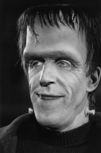 """The Munsters""Fred Gwynne1964© 1978 Bob Willoughby - Image 3600_0106"