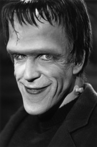 """""""The Munsters""""Fred Gwynne1964© 1978 Bob Willoughby - Image 3600_0108"""