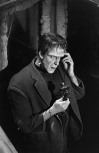 """""""The Munsters""""Fred Gwynne1964© 1978 Bob Willoughby - Image 3600_0112"""