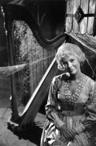 """""""The Munsters"""" Beverly Owen1964 CBS © 1978 Bob Willoughby - Image 3600_0123"""