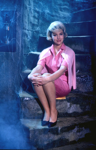 """""""The Munsters""""Beverley Owen1964 © 1978 Bob Willoughby - Image 3600_0185"""