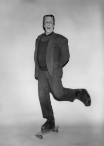 """""""The Munsters""""Fred Gwynnecirca 1964** Part of the Kevin Burns Collection - Image 3600_0189"""