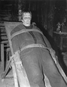 """""""The Munsters""""Fred Gwynnecirca 1964** Part of the Kevin Burns Collection - Image 3600_0197"""