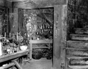 """""""The Munsters""""Interiorcirca 1964** Part of the Kevin Burns Collection - Image 3600_0217"""