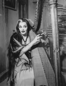 """""""The Munsters""""Yvonne De Carlocirca 1964** Part of the Kevin Burns Collection - Image 3600_0229"""