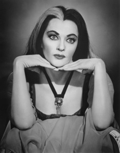"""""""The Munsters""""Yvonne De Carlocirca 1964** Part of the Kevin Burns Collection - Image 3600_0232"""