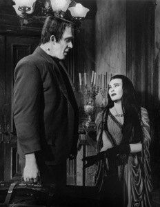 """""""Munster, Go Home""""Fred Gwynne, Yvonne De Carlocirca 1966** Part of the Kevin Burns Collection - Image 3600_0249"""