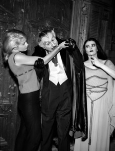 """""""The Munsters""""Al Lewis, Yvonne De Carlocirca 1965** Part of the Kevin Burns Collection - Image 3600_0253"""