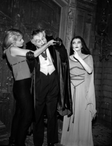 """""""The Munsters""""Al Lewis, Yvonne De Carlocirca 1965** Part of the Kevin Burns Collection - Image 3600_0257"""