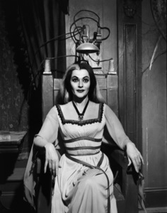 """""""The Munsters""""Yvonne De Carlocirca 1964** Part of the Kevin Burns Collection - Image 3600_0285"""