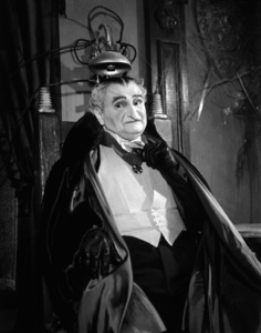 """""""The Munsters""""Al Lewiscirca 1964** Part of the Kevin Burns Collection - Image 3600_0286"""