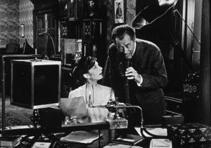 """My Fair Lady""Audrey Hepburn, Rex Harrison1964 Warner Brothers - Image 3604_0014"