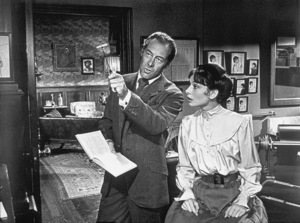 """My Fair Lady""Audrey Hepburnand Rex Harrison1964 / Warner Bros. - Image 3604_0015"