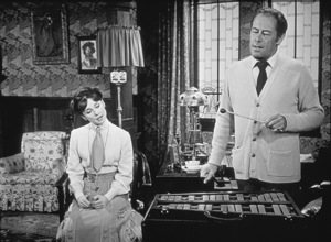 """My Fair Lady"" Audrey Hepburnand Rex Harrison1964 / Warner Bros. - Image 3604_0067"
