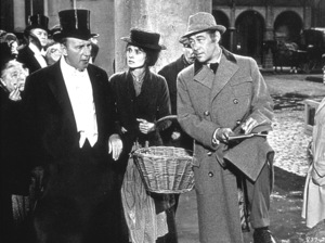 """My Fair Lady"" Wilfred Hyde-White,Audrey Hepburn and Rex Harrison1964 / Warner Bros. - Image 3604_0093"