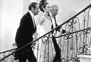 """My Fair Lady"" Audrey Hepburnand Rex Harrison /1964 / Warner Bros.Photo by Mel Traxel - Image 3604_0098"