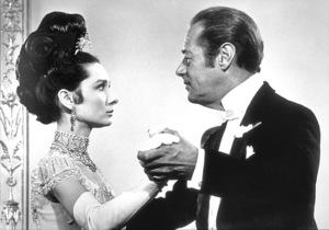 """My Fair Lady"" Audrey Hepburnand Rex Harrison1964 / Warner Bros. - Image 3604_0099"