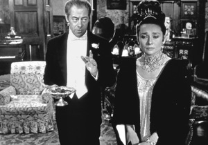 """My Fair Lady"" Audrey Hepburnand Rex Harrison1964 / Warner Bros. - Image 3604_0144"