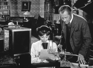 """My Fair Lady"" Audrey Hepburnand Rex Harrison1964 / Warner Bros. - Image 3604_0200"