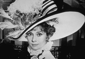 """My Fair Lady"" Audrey Hepburn1964 / Warner Bros.Photo by Cecil Beaton and Bert Six - Image 3604_0506"