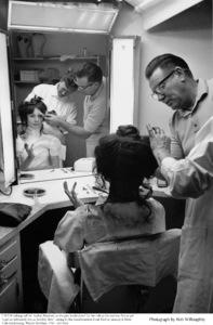 """My Fair Lady""Audrey Hepburn, Frank McCoy, Dean Cole1963 / Warner Brothers © 1978 Bob Willoughby - Image 3604_0611"