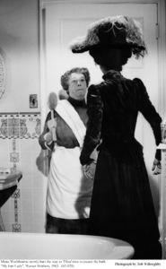 """My Fair Lady""Mona Washbourne, Audrey Hepburn1963 / Warner Brothers © 1978 Bob Willoughby - Image 3604_0612"