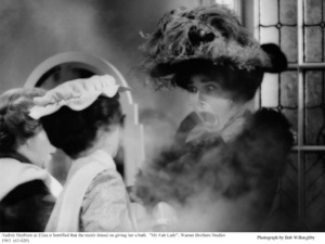 """""""My Fair Lady""""Audrey Hepburn1963 / Warner Brothers © 1978 Bob Willoughby - Image 3604_0614"""