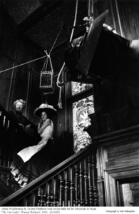 """My Fair Lady""Mona Washbourne, Audrey Hepburn1963 / Warner Brothers © 1978 Bob Willoughby - Image 3604_0615"