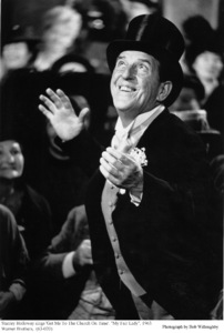 """My Fair Lady""Stanley Holloway1963 / Warner Brothers © 1978 Bob Willoughby - Image 3604_0622"