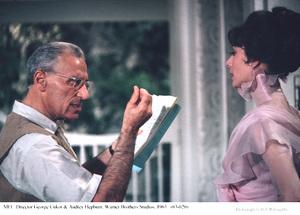 """My Fair Lady""Dir. George Cuko, Audrey Hepburn1963 / Warner Brothers © 1978 Bob Willoughby - Image 3604_0638"