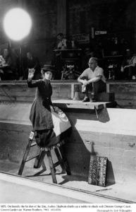 """My Fair Lady""Audrey Hepburn, Dir. George Cukor1963 / Warner Brothers © 1978 Bob Willoughby - Image 3604_0642"