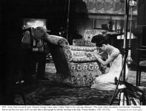 """My Fair Lady""Dir. George Cukor, Audrey Hepburn1963 / Warner Brothers © 1978 Bob Willoughby - Image 3604_0643"