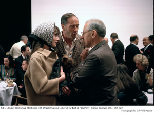 """My Fair Lady""Audrey Hepburn, Mel Ferrer, George Cukor1963 / Warner Brothers © 1978 Bob Willoughby - Image 3604_0645"