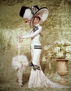 """""""My Fair Lady""""Audrey Hepburn1964 Warner - Image 3604_0701"""