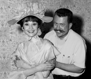 """My Fair Lady""Audrey Hepburn and Bob WilloughbyWarner Bros.  1964 © 1978 Bob Willoughby - Image 3604_0706"