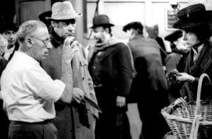 """My Fair Lady""Audrey Hepburn, Rex Harrison, Dir. George CukorWarner Bros.  1964 © 1978 Bob Willoughby - Image 3604_0708"
