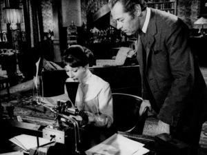 """My Fair Lady""Audrey Hepburn, Rex HarrisonWarner Bros.  1964 © 1978 Bob Willoughby - Image 3604_0710"