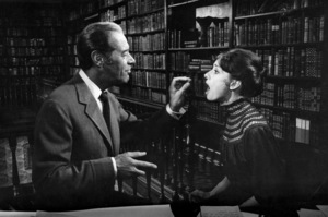 """My Fair Lady""Audrey Hepburn, Rex HarrisonWarner Bros.  1964 © 1978 Bob Willoughby - Image 3604_0711"