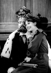"""My Fair Lady""Audrey HepburnWarner Bros.  1964 © 1978 Bob Willoughby - Image 3604_0731"