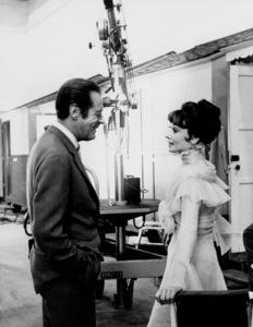 """My Fair Lady""Audrey Hepburn, Rex HarrisonWarner Bros.  1964 © 1978 Bob Willoughby - Image 3604_0734"