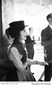 """My Fair Lady""Audrey HepburnWarner Bros.  1964 © 1978 Bob Willoughby - Image 3604_0762"