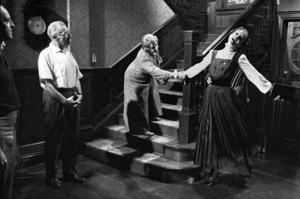 """My Fair Lady""Audrey Hepburn, Dir. George CukorWarner Bros.  1964 © 1978 Bob Willoughby - Image 3604_0765"