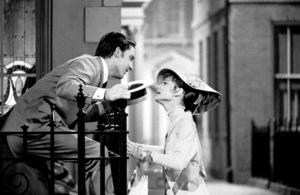 """My Fair Lady""Audrey Hepburn and Jeremy BrettWarner Bros.  1964 © 1978 Bob Willoughby - Image 3604_0771"